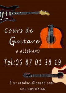 Cours de guitare 2017 copie